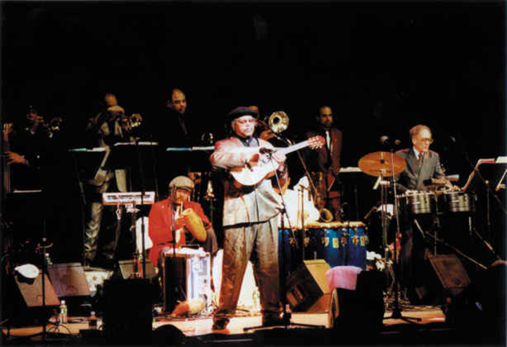 The Afro-Cuban All Stars @ Freight & Salvage Coffeehouse - Berkeley, CA