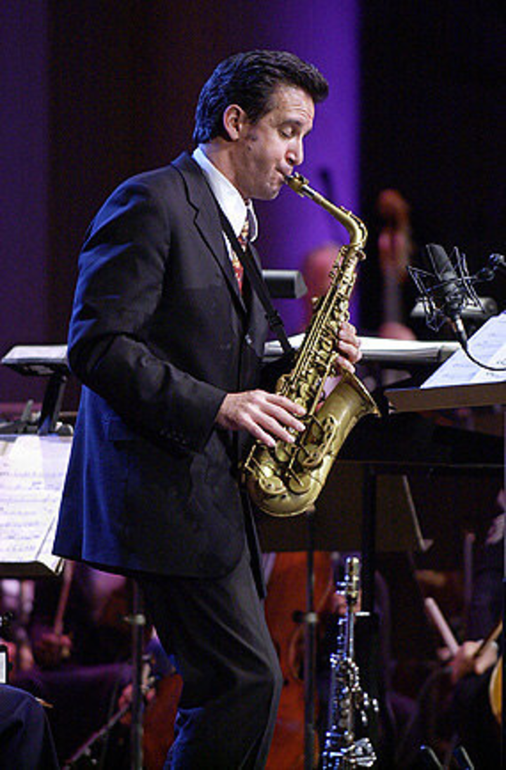 Eric Marienthal @ SOUTH - Philadelphia, PA
