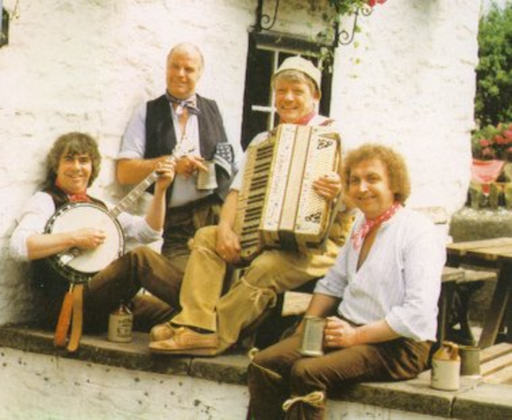 The Wurzels @ Lydney Town Hall - Lydney, United Kingdom