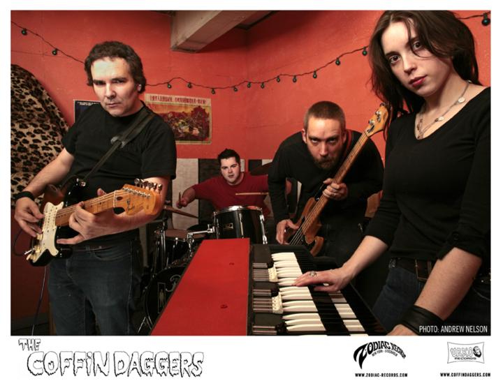 The Coffin Daggers Tour Dates