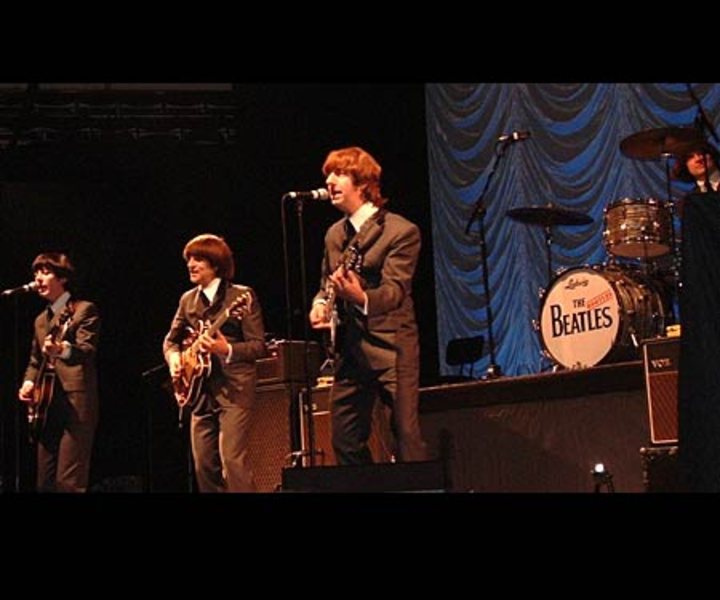 Bootleg Beatles @ Newcastle City Hall - Newcastle Upon Tyne, United Kingdom