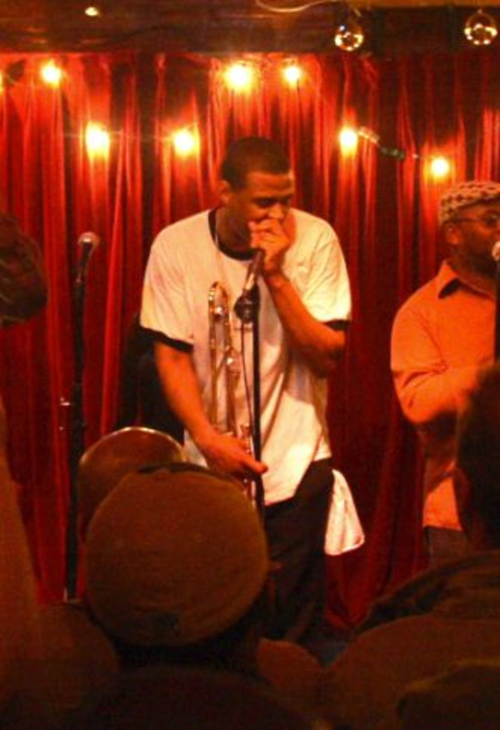 Glen David Andrews @ Jazz Playhouse - New Orleans, LA