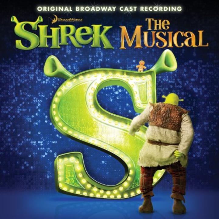Shrek The Musical Tour Dates