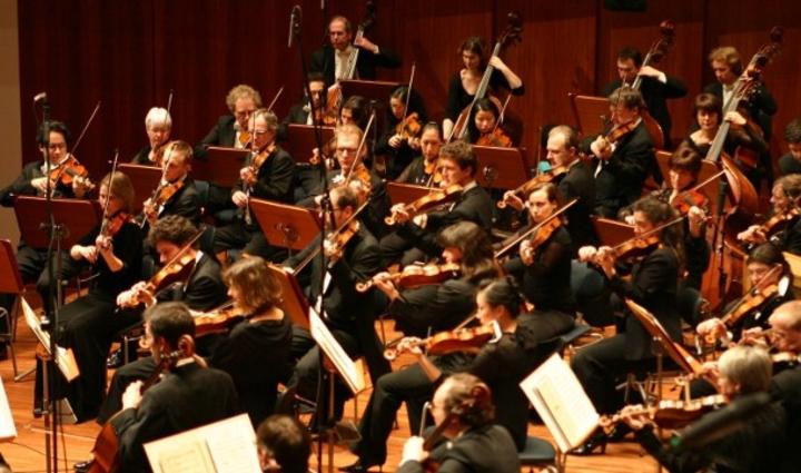 SWR Sinfonieorchester Baden-Baden und Freiburg @ CCU Ulm Einsteinsaal - Ulm, Germany