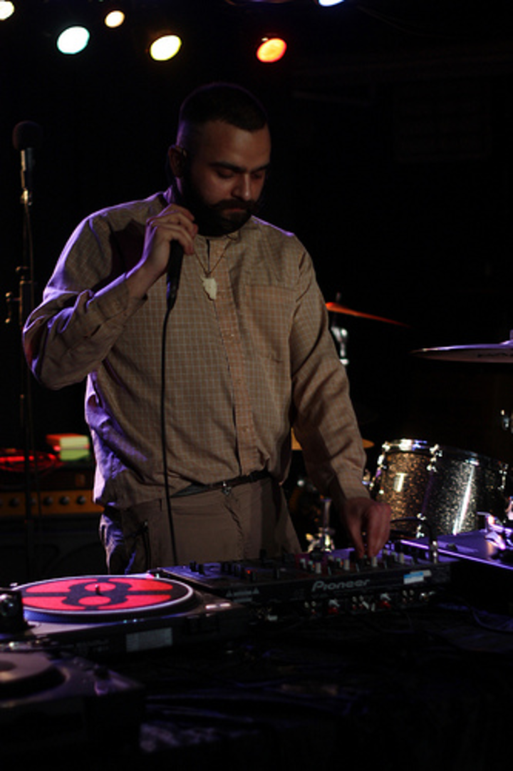 DJ HVAD Tour Dates