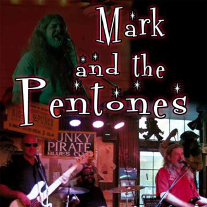 Mark and the Pentones Tour Dates