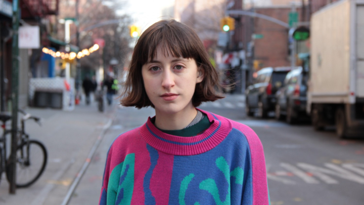Frankie Cosmos @ College Street Music Hall. - New Haven, CT