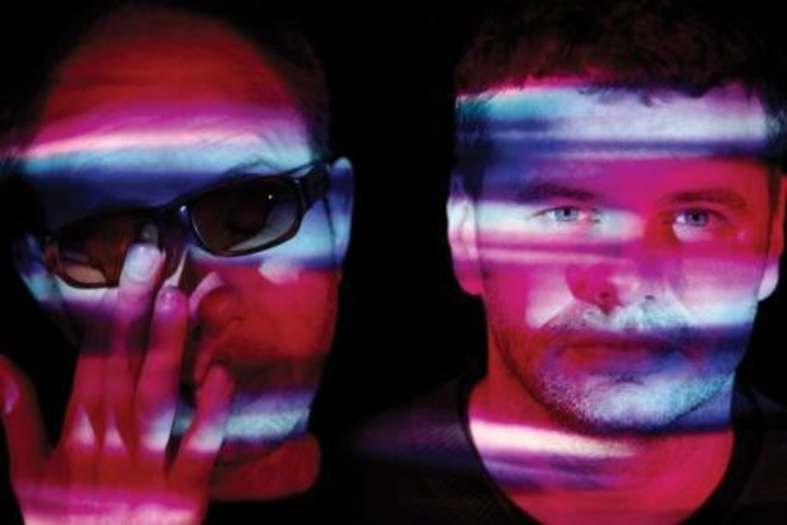 The Chemical Brothers @ EMPRESS BALLROOM - Blackpool, United Kingdom