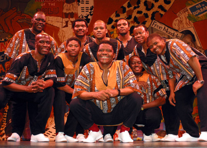 Ladysmith Black Mambazo @ FirstOntario Performing Arts Centre - St. Catharines, Canada