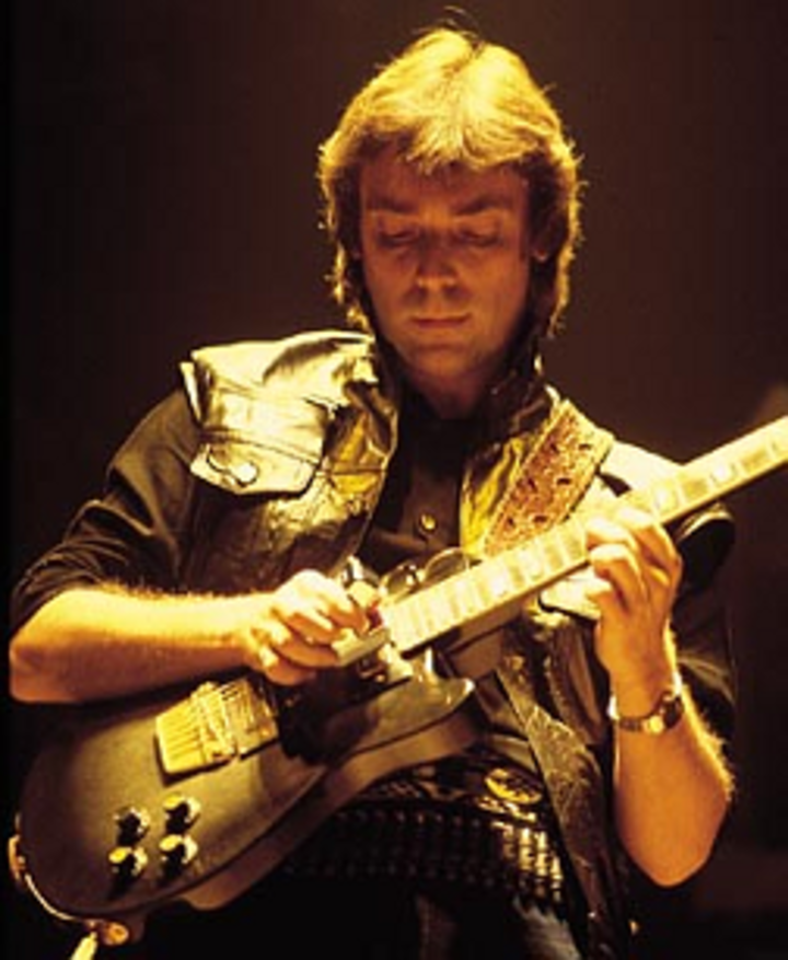 Steve Hackett @ The Santander Performing Arts Center - Reading, PA
