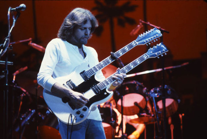 Don Felder @ HIGHMARK STADIUM - Pittsburgh, PA