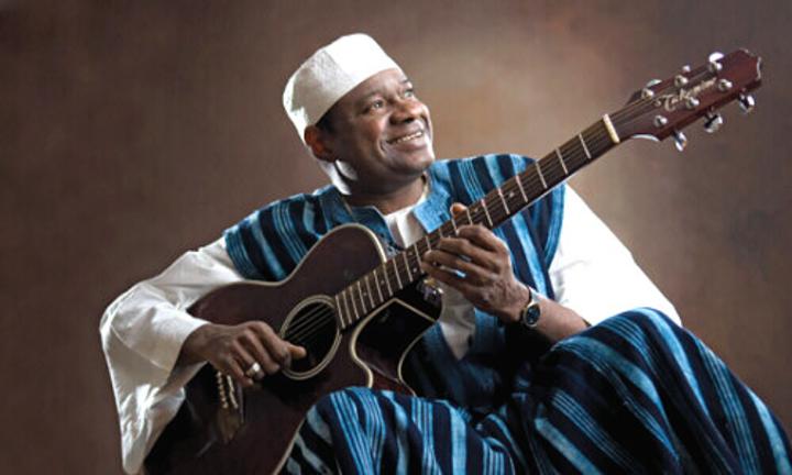 Alpha Yaya Diallo Tour Dates