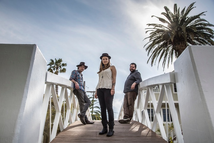 Molly Hanmer & The Midnight Tokers Tour Dates