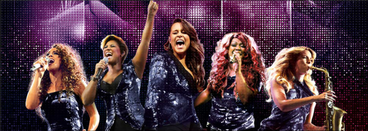 Ladies of Soul @ Ziggo Dome - Amsterdam-Zuidoost, Netherlands
