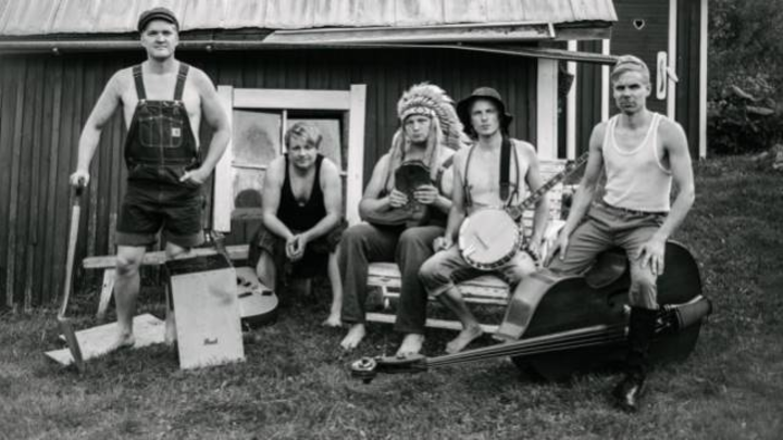 Steve 'N' Seagulls @ LE CHATO DO - Blois, France