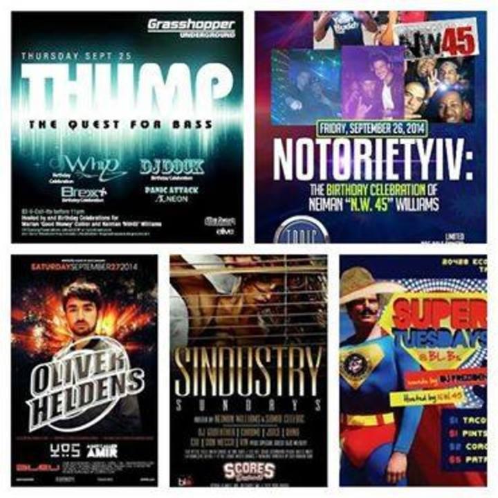 N.W. 45 Tour Dates