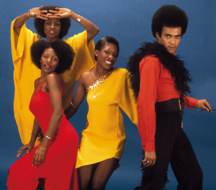 Boney M. @ Enmore Theatre - Newtown, Australia