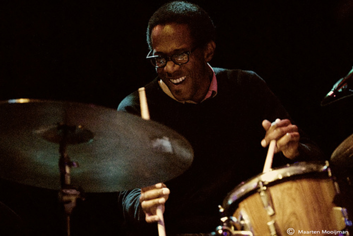 Brian Blade @ Musical Theater Basel - Basel, Switzerland