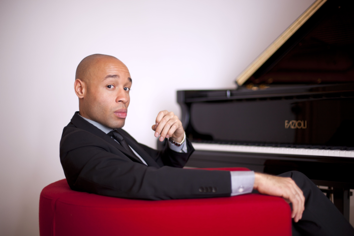 Aaron Diehl @ UMass Fine Arts Center - Amherst, MA