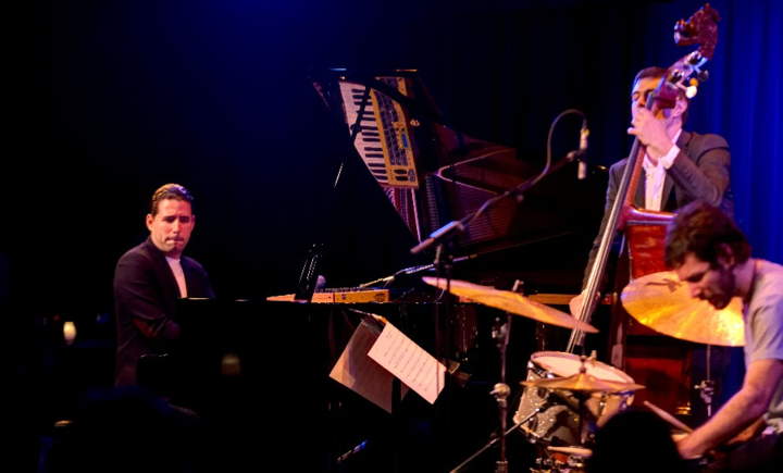 Alfredo Rodriguez Trio @ L'ASTRADA - Marciac, France