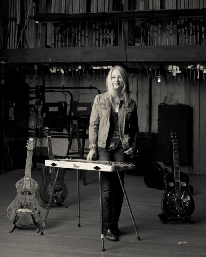 Cindy Cashdollar Tour Dates
