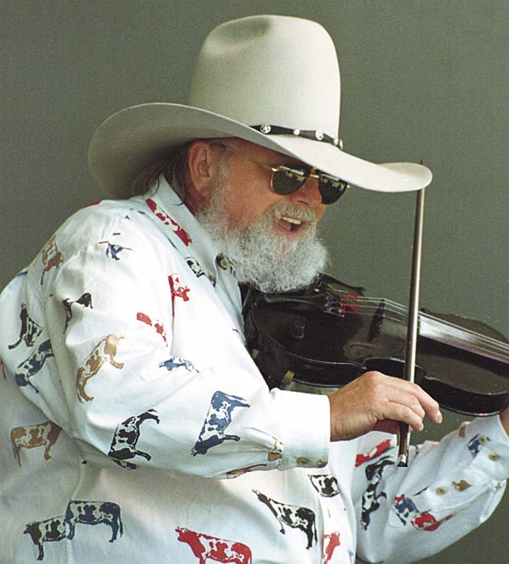 Charlie Daniels Tour Dates