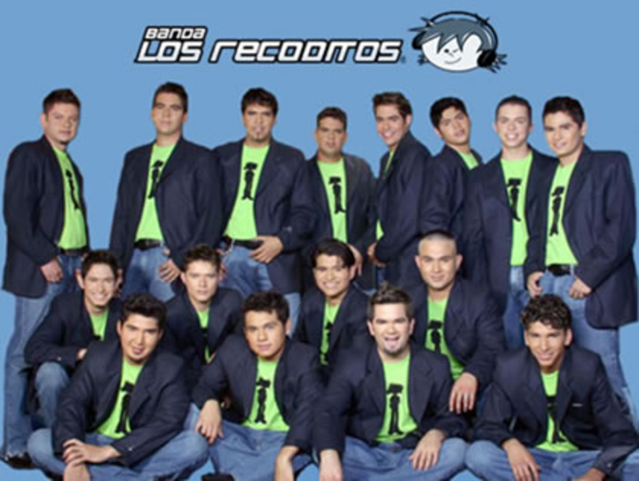 Banda los recoditos Tour Dates