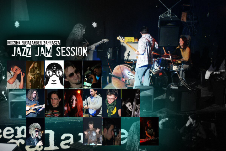 Jazz Jam Session Tour Dates