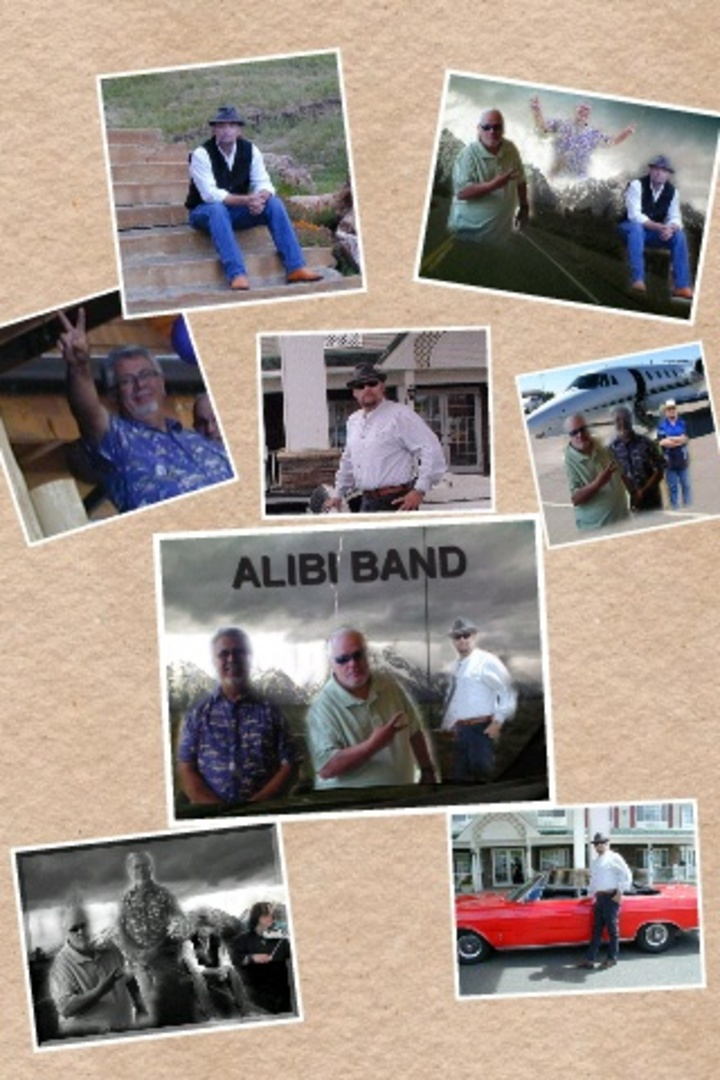 ALIBI BAND Tour Dates