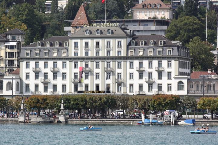 Starship featuring Mickey Thomas @ Hotel Schweizerhof Lucerne - Lucerne, Switzerland