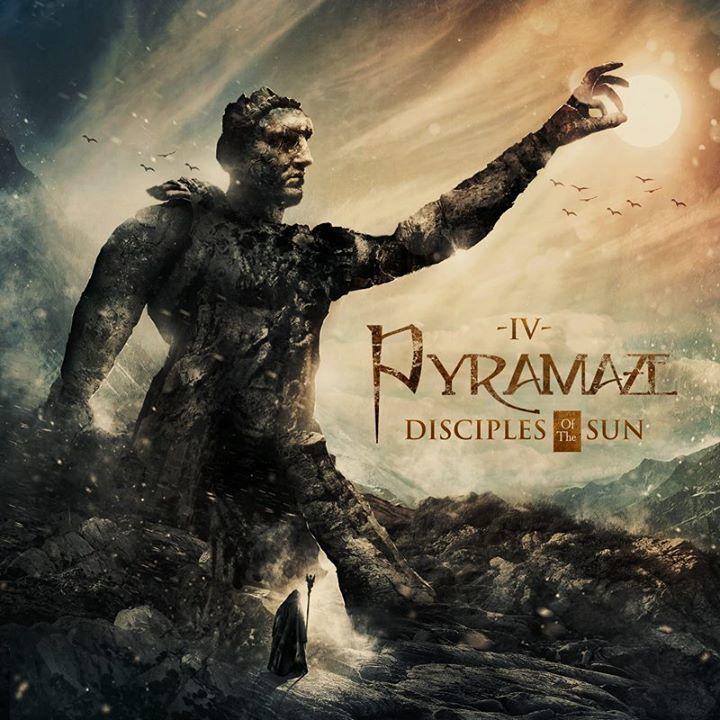 Pyramaze Tour Dates