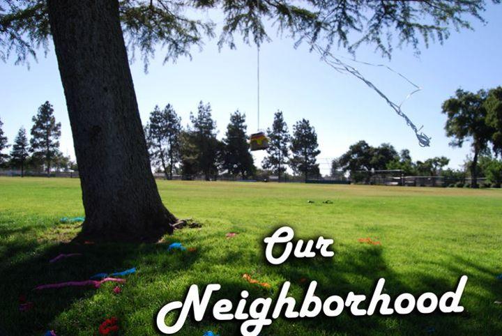 Our Neighborhood Tour Dates