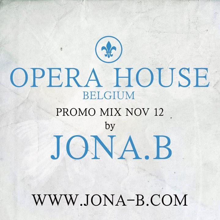 Opera House Belgium Tour Dates