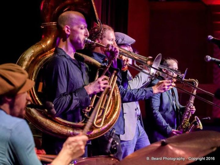 Heavyweights Brass Band Tour Dates