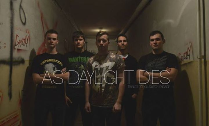 as daylight dies Tour Dates