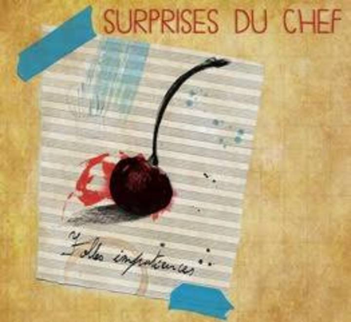 Surprises du Chef Tour Dates
