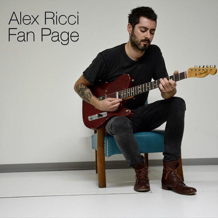 Alex Ricci Tour Dates