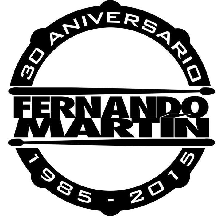 Fernando Martín Tour Dates