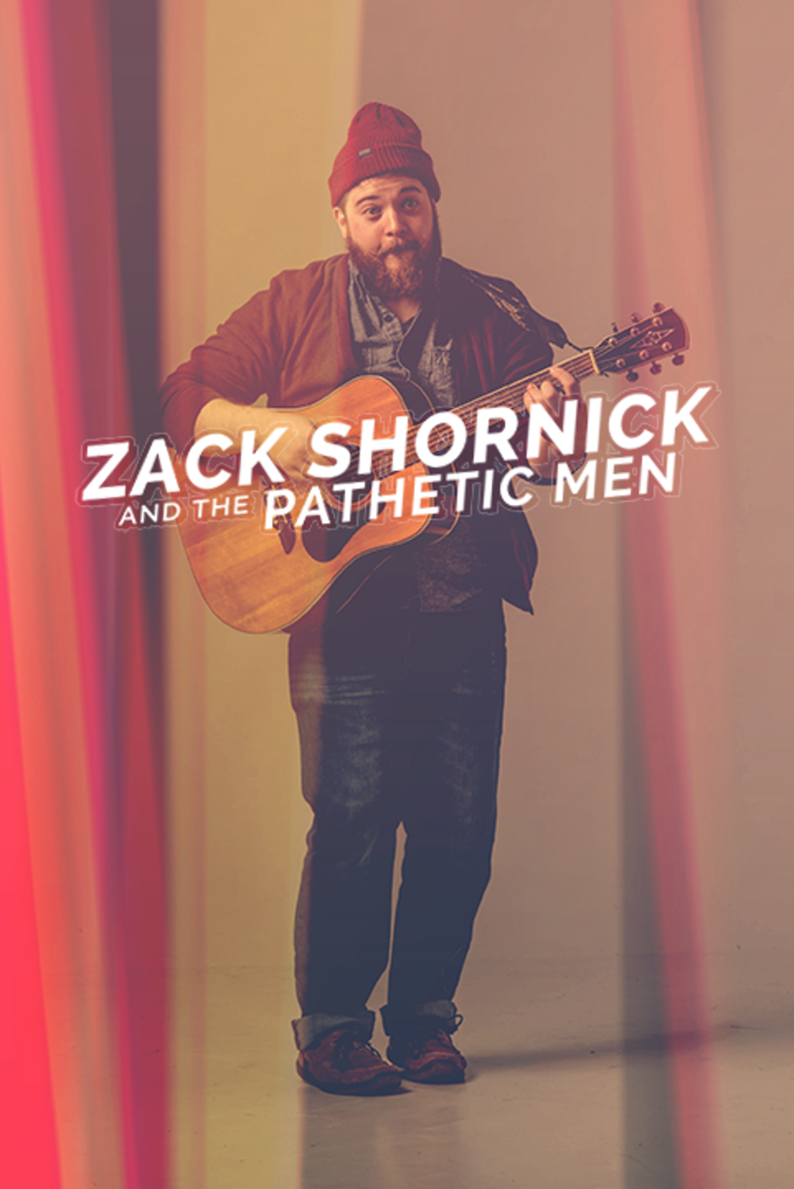 Zack Shornick and The Pathetic Men Tour Dates