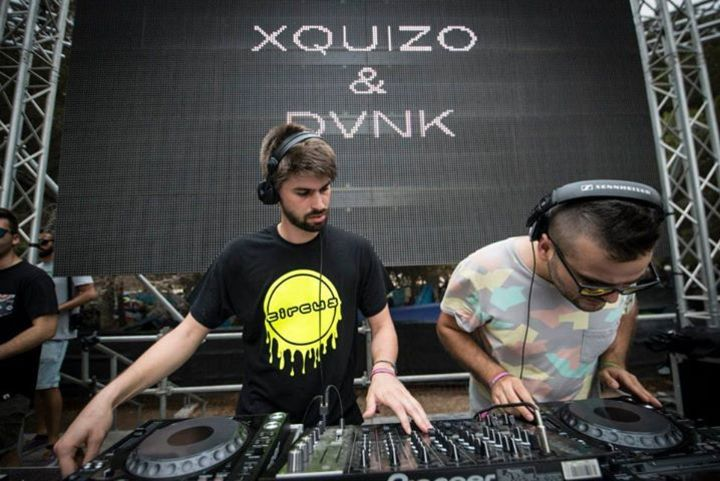 Xquizo & Dvnk Tour Dates