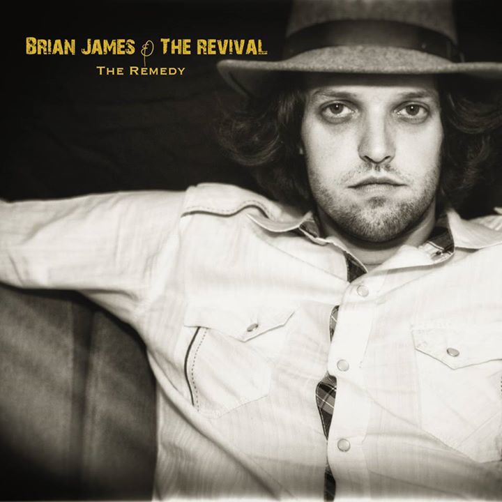 Brian James &the Revival Tour Dates