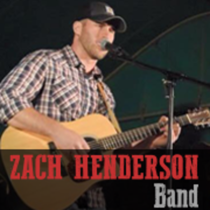 Zach Henderson Band Tour Dates