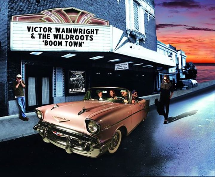 Victor Wainwright and The WildRoots Tour Dates