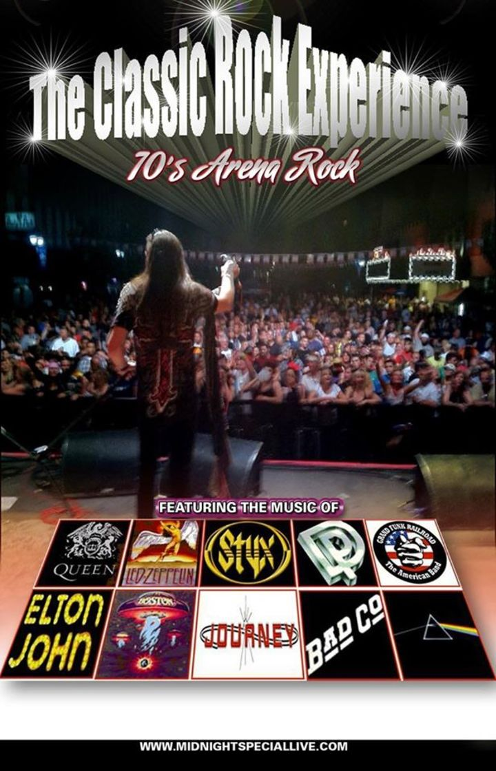 The Classic Rock Experience @ The Altar Bar - Pittsburgh, PA