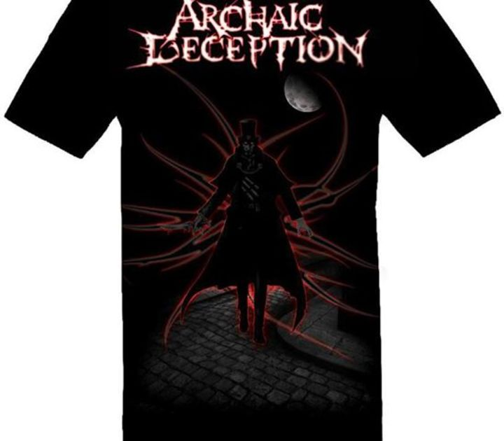 Archaic Deception Tour Dates