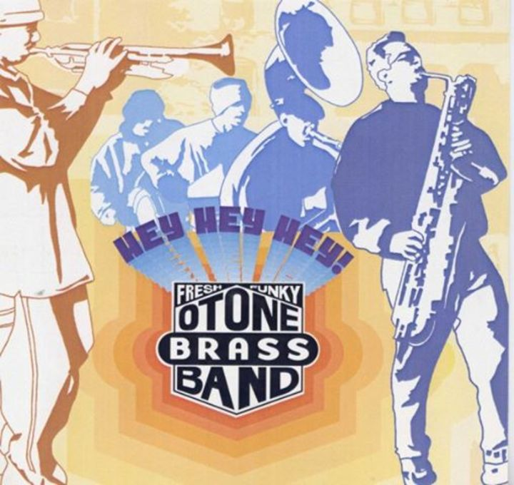 Otone Brass Band Tour Dates