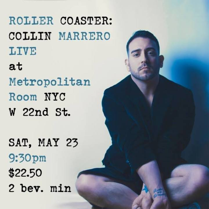 Collin Marrero Tour Dates