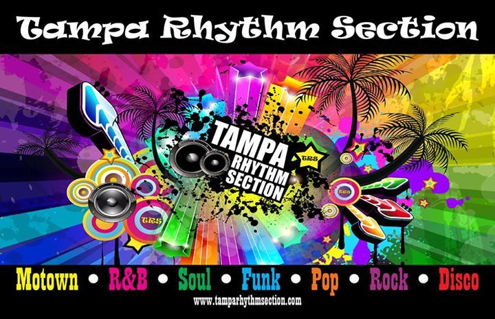 Tampa Rhythm Section Tour Dates