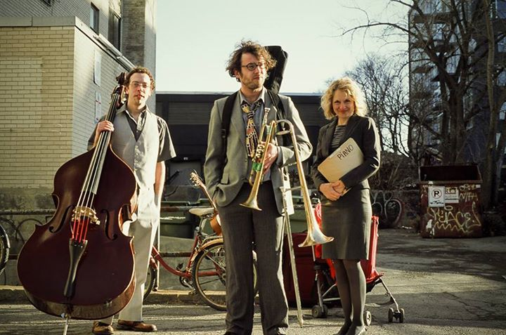 BENOIT PARADIS TRIO Tour Dates