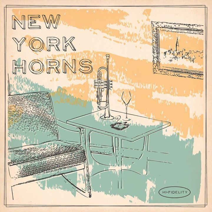 New York Horns Tour Dates